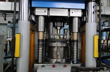 冷挤压液压机加工工艺有什么特点