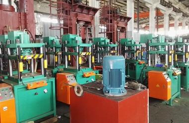 探悉数控液压机的点动模式及安装质量要求