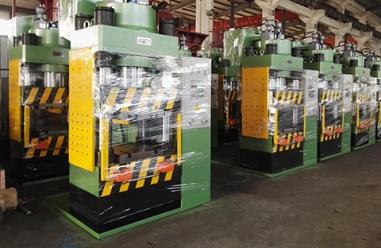 概述机械设备冷挤压液压机的加工工艺