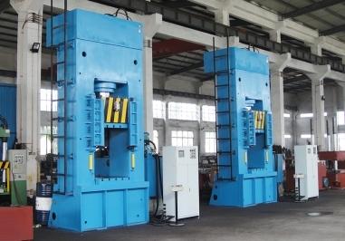 四柱液压机机械设备类型